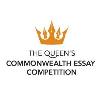 The Queens Commonwealth Essay Competition